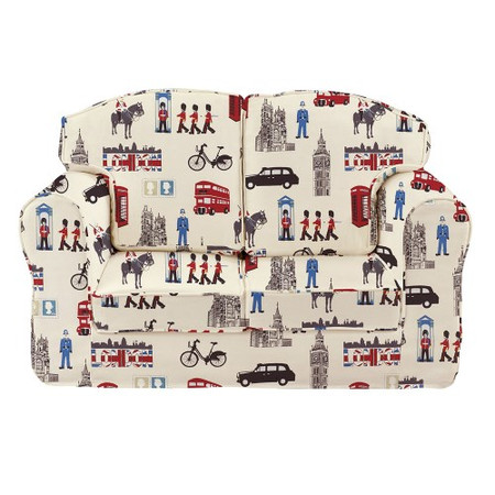 Just4Kidz Loose Cover Sofa in London