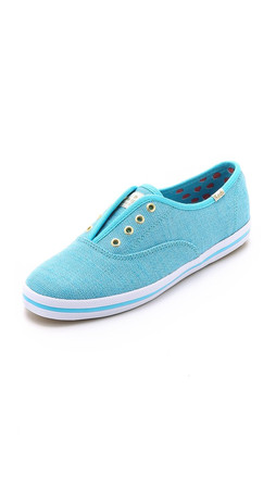 Kate Spade New York Boho Laceless Sneakers - River Blue