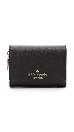 Kate Spade New York Cedar Street Darla Wallet - Black