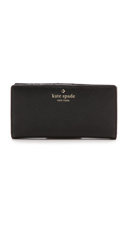 Kate Spade New York Cedar Street Stacy Wallet - Black