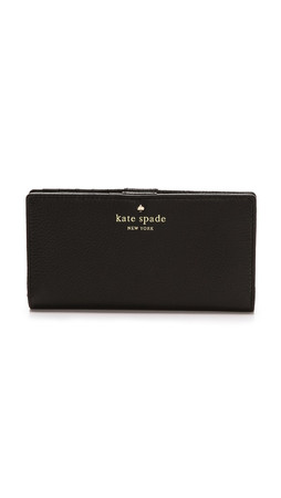 Kate Spade New York Cobble Hill Stacy Wallet - Black