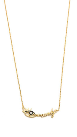 Kate Spade New York Eye Candy Necklace - Multi