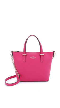 Kate Spade New York Harmony Cross Body Bag - Sweetheart Pink