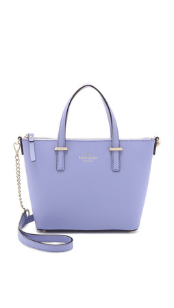 Kate Spade New York Harmony Cross Body Bag - Thistle