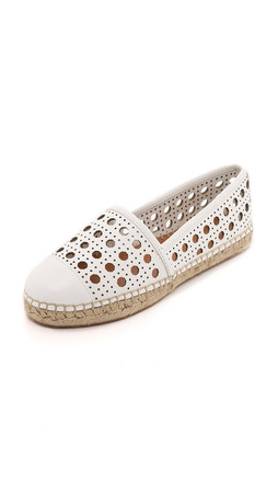 Kate Spade New York Leonia Espadrilles - White