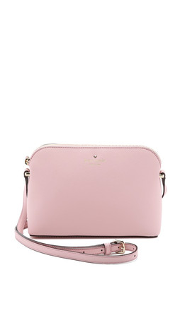 Kate Spade New York Mandy Dome Cross Body Bag - Rose Jade