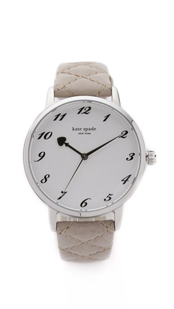 Kate Spade New York Metro Watch - Clocktower Grey