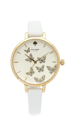 Kate Spade New York Metro Watch - White