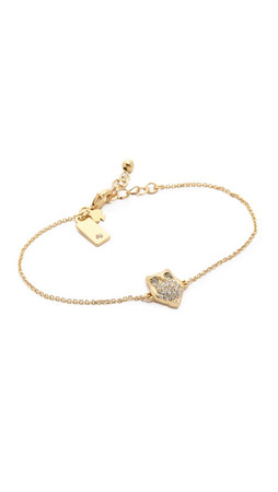 Kate Spade New York Owl Bracelet - Clear