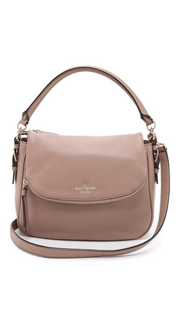 Kate Spade New York Small Devin Cross Body Bag - Warm Putty
