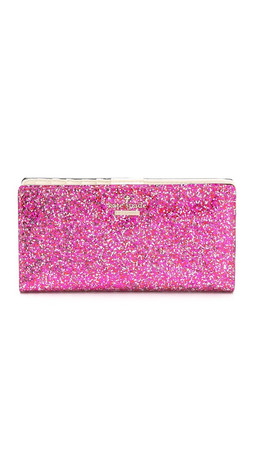 Kate Spade New York Stacy Snap Wallet - Red Multi