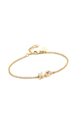 Kate Spade New York Xo Bracelet - Clear