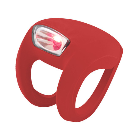 Knog Frog Strobe Rear Light - Red | Rear Lights