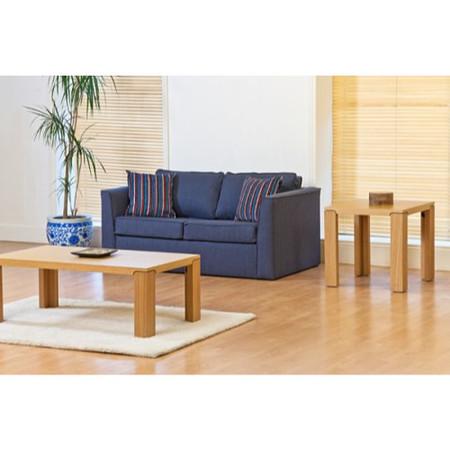 Kyoto Futons Burford 2 Seater Sofa Bed - louisa natural