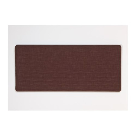 Kyoto Futons Winchester Fabric Headboard - double - victoria chocolate