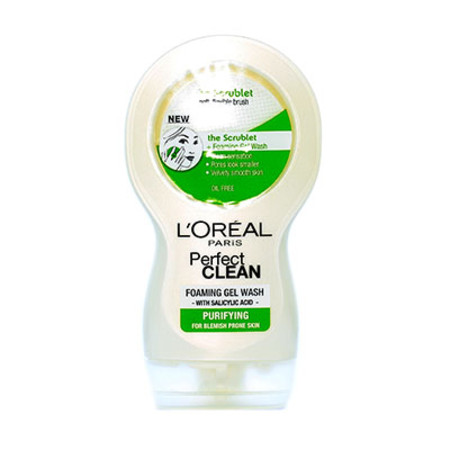 L'Oreal Perfect Clean Foaming Gel Wash Purifying 150ml