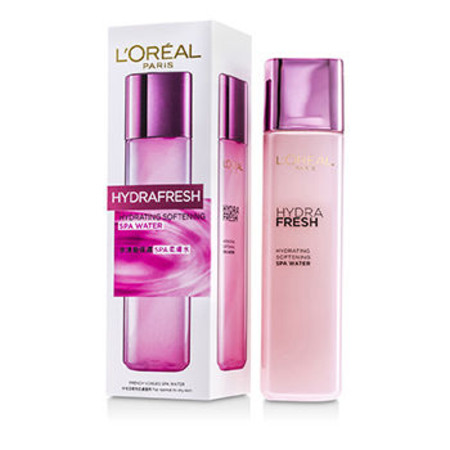 L`Oreal HydraFresh Hydrating Softening SPA Water (For Normal to Dry Skin) 175ml/5.8oz
