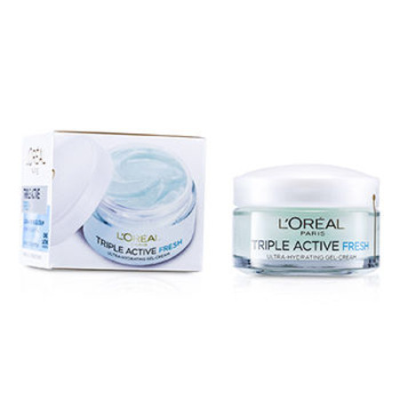 L`Oreal Triple Active Fresh Ultra-Hydrating Gel-Cream (For Normal & Combination Skin) 50ml/1.7oz