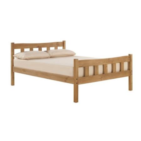 LPD Havana Pine Bed Frame - double
