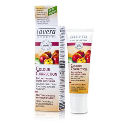 Lavera Colour Correction - 8 In 1 Anti-Ageing Tinted Moisturiser 30ml/1oz