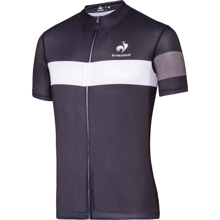 Le Coq Sportif Classic Jersey - Extra Extra Large Black