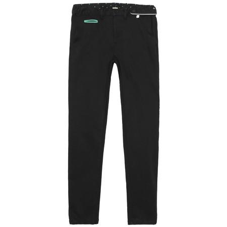 Le Coq Sportif Negundo Urban Cycling  Chino Pants - XXS Black