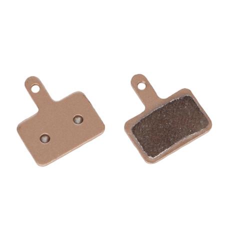 LifeLine Sintered Disc Brake Pads - 1 Pair - 6.SHIMANO DEORE