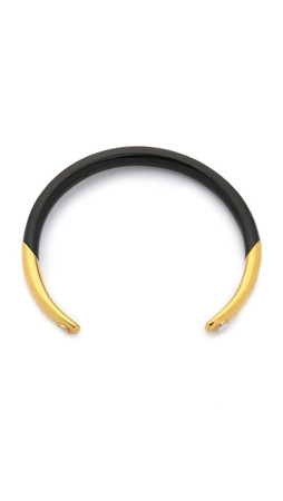 Lizzie Fortunato Midnight Necklace - Gold/Horn