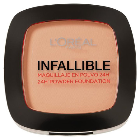 Loreal Paris Infallible 24hr Powder Foundation #160 Sand Beige 9g