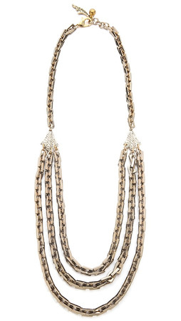 Lulu Frost Poison Long Necklace - Gold