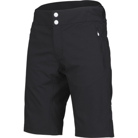 Maloja ChampferM Double Bike Shorts - Extra Extra Large Moonless