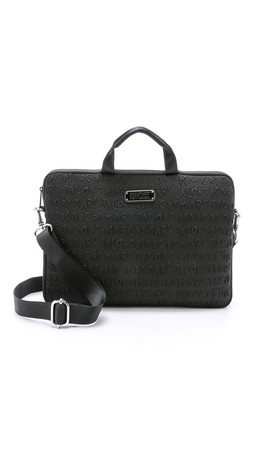 "Marc By Marc Jacobs Adults Suck 15"" Commuter Bag - Black"