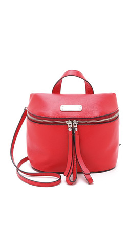 Marc By Marc Jacobs Canteen Cross Body Bag - Cambridge Red