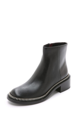 Marc By Marc Jacobs King Booties - Black