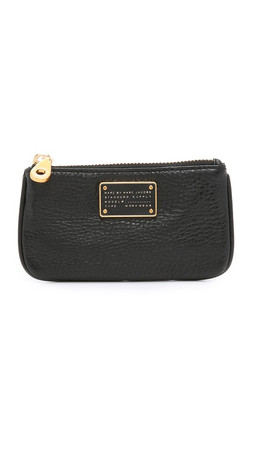 Marc By Marc Jacobs New Too Hot To Handle Key Pouch - Black