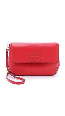 Marc By Marc Jacobs New Too Hot To Handle Noa Bag - Cambridge Red