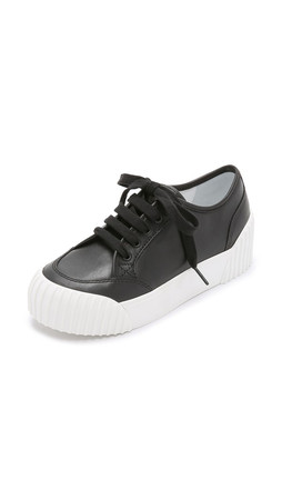 Marc By Marc Jacobs Riley Sneakers - Black