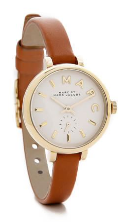 Marc By Marc Jacobs Sally Watch - Gold/Tan