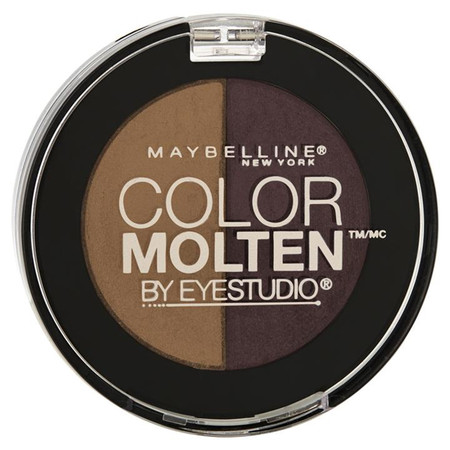 Maybelline Eyestudio Color Molten Eyeshadow Duo #302 Endless Mocha 2.1g