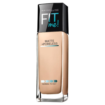 Maybelline FITme Matte + Poreless Foundation #120 Classic Ivory 30ml
