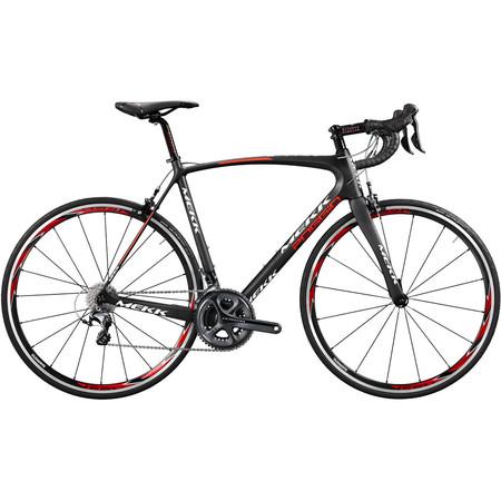 Mekk Poggio 3.0 Ultegra (2016) - 53cm Red/Black   Road Bikes