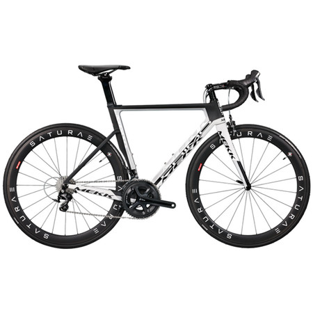 Mekk Primo 6.2 105 (2016) - 52cm Black/White | Road Bikes