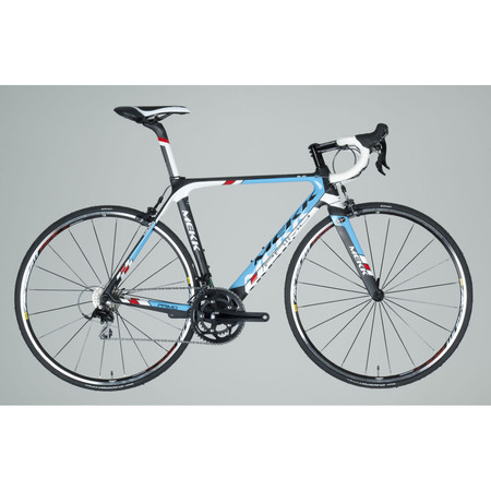 Mekk Primo 6 2015 - 54cm Blue/White/Red | Road Bikes