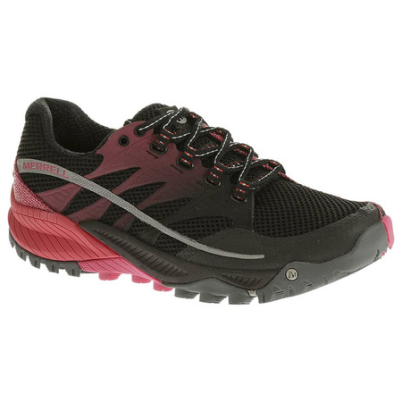 Merrell Women's All Out Charge Shoes - SS15 - UK 7.5 Black/Pink