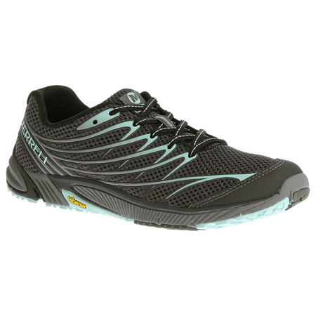 Merrell Women's Bare Access Arc 4 Shoes () - UK 3.5 Black/Blue