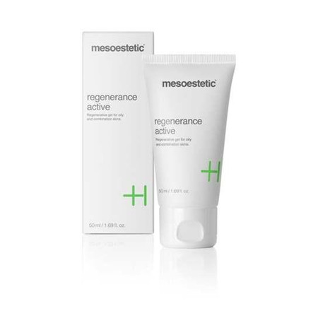 Mesoestetic Regenerance Active Gel for Oily and Combination Skin 50ml