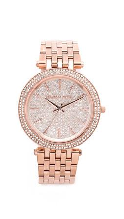 Michael Kors Darci Watch - Rose Gold