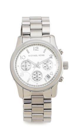Michael Kors Sport Watch - Silver