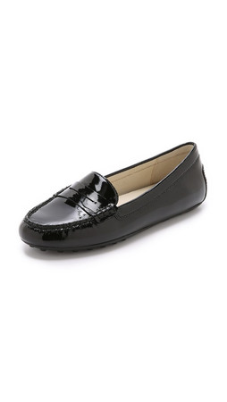 Michael Michael Kors Daisy Loafers - Black