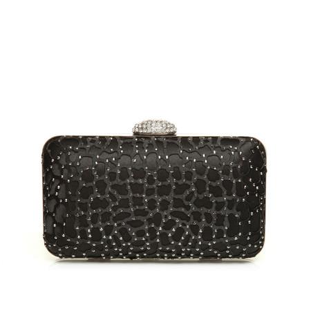 Moda in Pelle Justinabag Black Matchmate Handbags